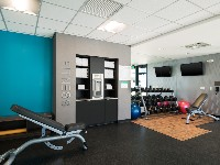 Fairfield San Marcos Fitness Room