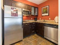 Residence Inn Carlsbad Kitchen