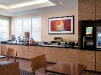 TownePlace Suites Vista/Carlsbad Breakfast Buffet