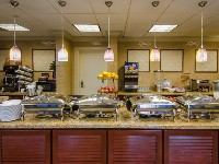 West Inn and Suites Breakfast Buffet
