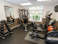 West Inn and Suites Fitness Center