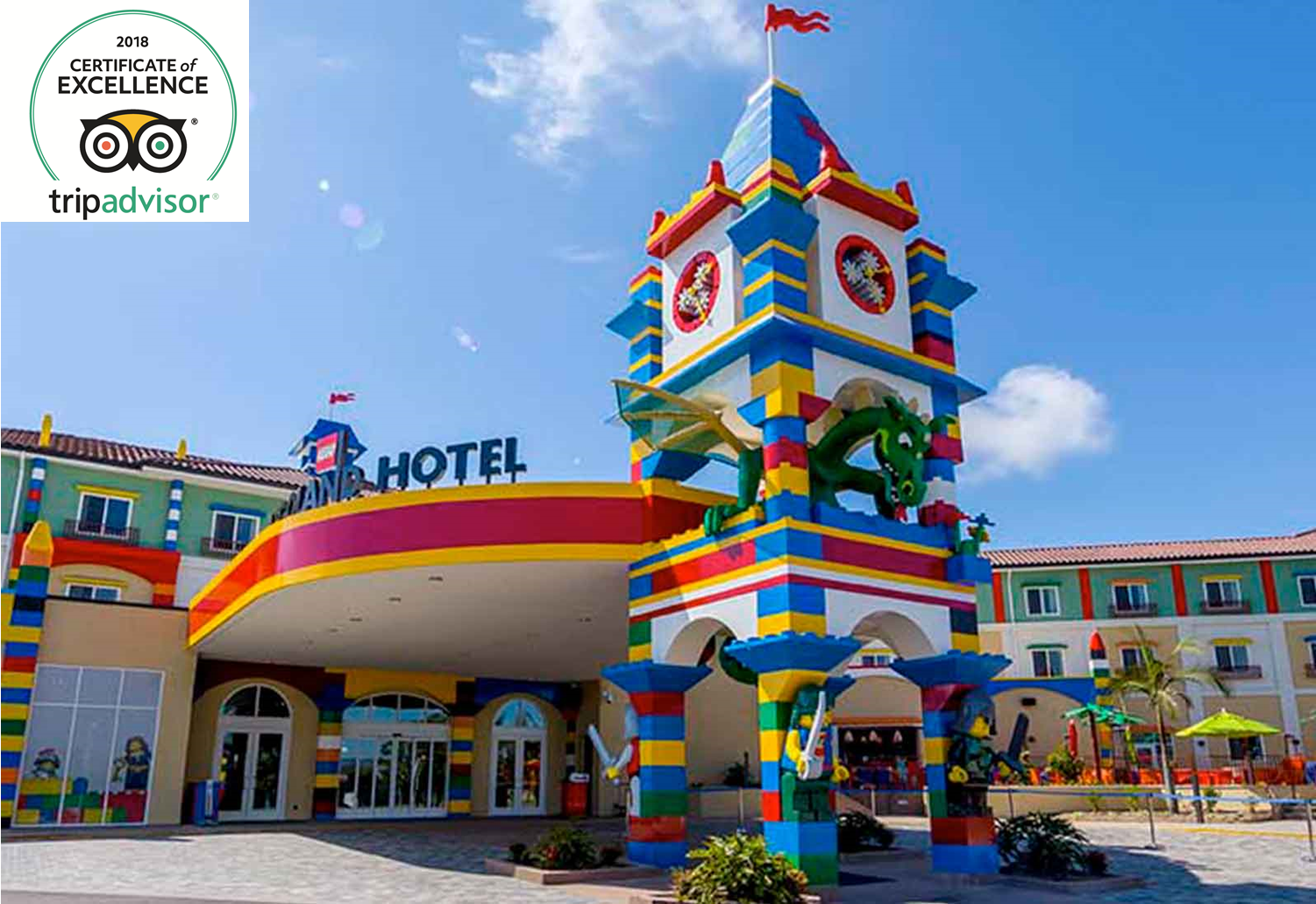 Legoland Hotel Resort California
