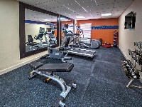 Hampton Inn Orlando Maingate South Fitness Center