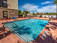 Hampton Inn Orlando Maingate South Outdoor Pool