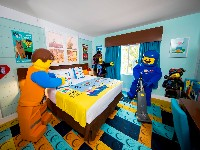 LEGOLAND Hotel - LEGO Movie World Room
