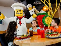 LEGOLAND Hotel - Bricks Family Restaurant