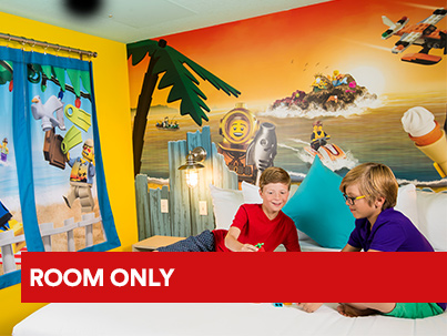 Book Legoland Hotel Room Only