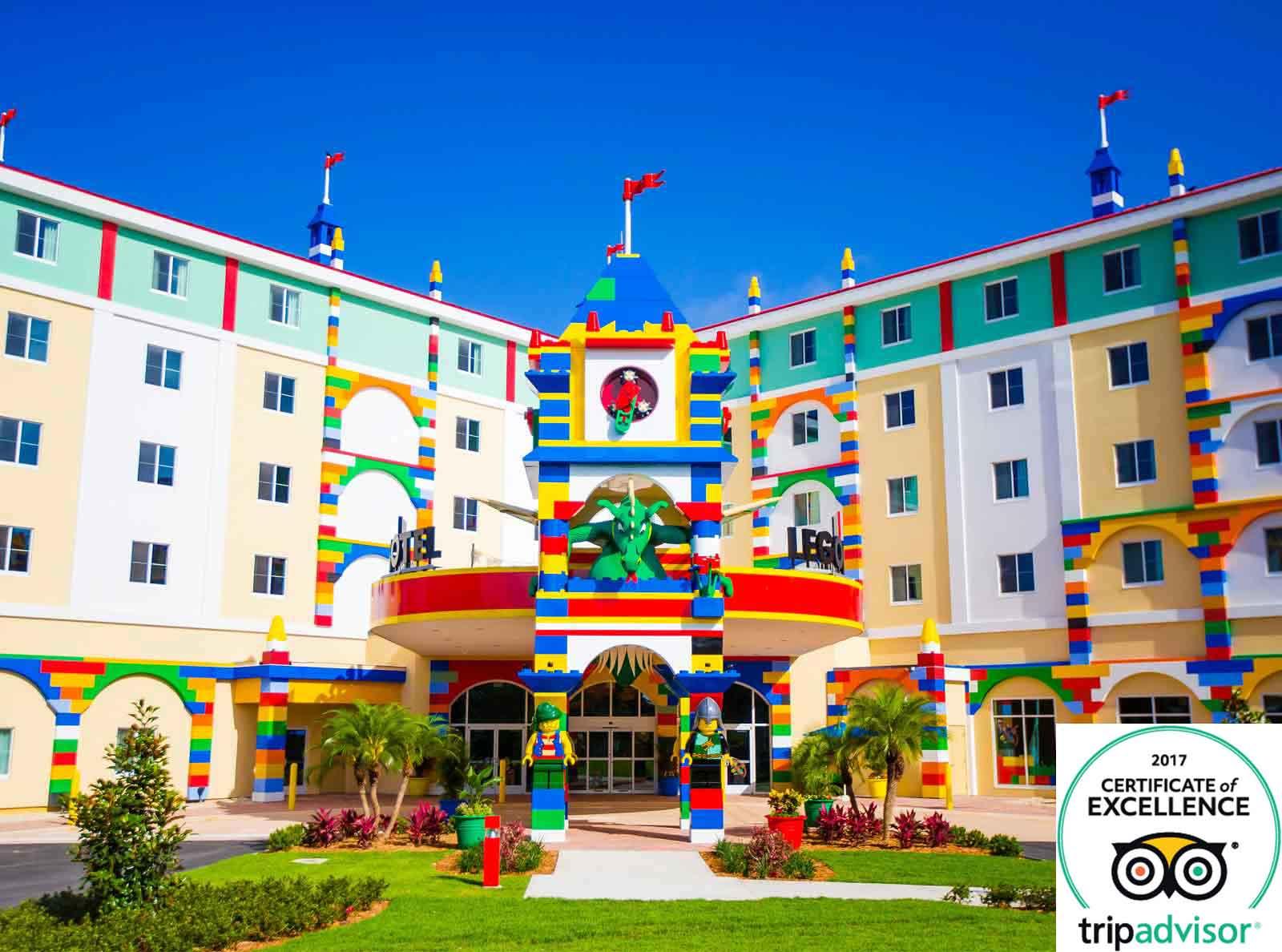 About the LEGOLAND® Parks - Awesome awaits at LEGOLAND®