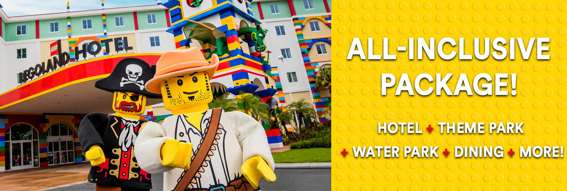 LEGOLAND All-Inclusive Package - Book